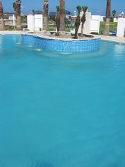 Port Isabel cottage photo - 2 Pools (1 out/1 inside), 3 Jacuzzis (1 out/ 2 in)
