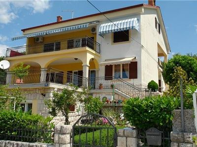 Apartment for 4 people near the beach in Crikvenica