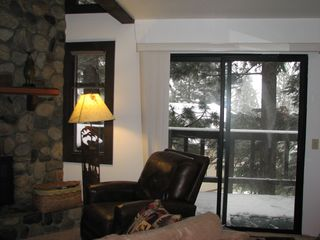 Mammoth Lakes condo photo - Enjoy the views and watch the snowfall