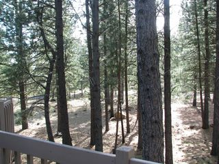 Sunriver house photo - View from our private deck!