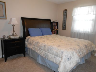 Barataria house rental - Master Queen Bedroom