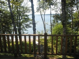 Surry house photo - from the deck