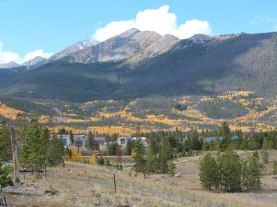 Breathtaking Autumn in Summit County