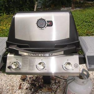 New BBQ Grills installed this year