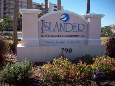 Welcome to Islander Beach Resort!