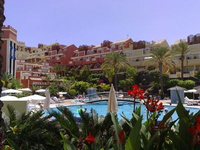 Los Cristianos apartment rental - The Granada Park Complex