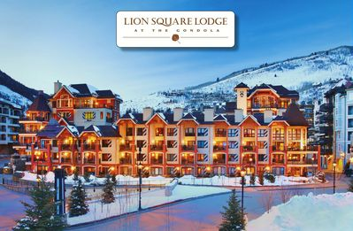 Heart of Lionshead - Platinum Rated - 100 Yards to the Gondola & Born Free Lifts