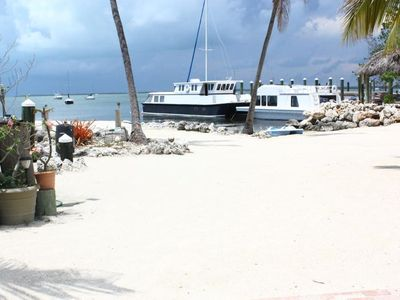 Key Largo cottage rental - Beach