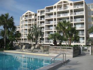 Destin Pointe condo photo - Pool Side