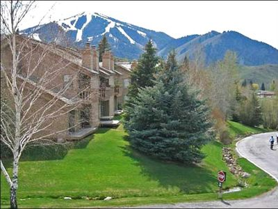 Sun Valley condo rental - Picturesque Mountain Views
