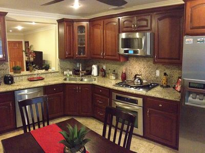 Beautifully updated kitchen...!