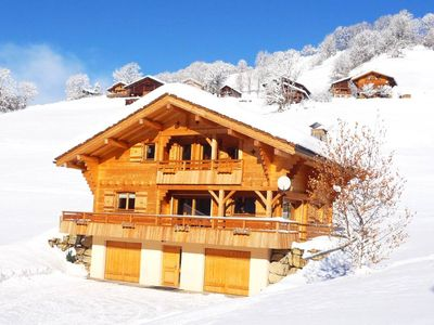 Beautiful cottage at the foot of the Aravis