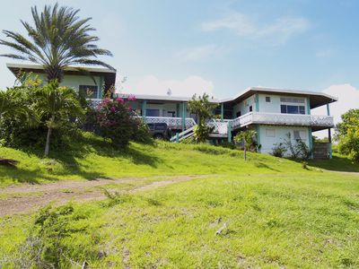 Romantic new listing with 360 degree ocean view
