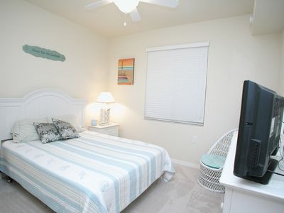Lely condo rental - Bedroom 2 w/Queen Bed