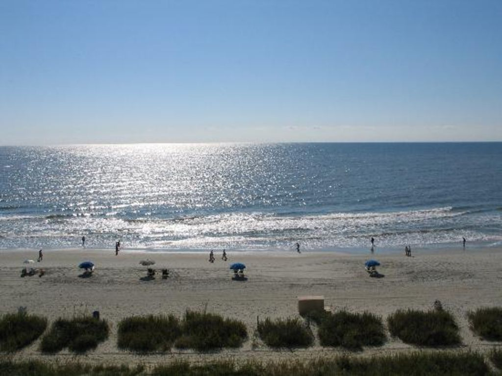 Enjoy East Coast Sunrises  Newly Remodeled Direct Oceanfront Condo, sleeps 4