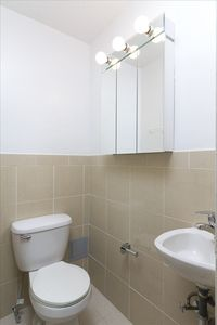Alternate view of bathroom