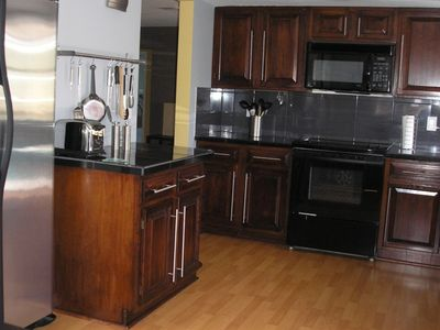 Boca Raton house rental - ...modern, totally equipped, state of the art kitchen...