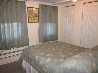 Plum Island house photo - bedroom with double closets