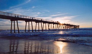 Hermosa Pier... walk to it and enjoy your day!!! It's a lifestyle!