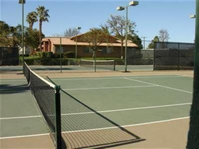 Tennis Courts in the Complex