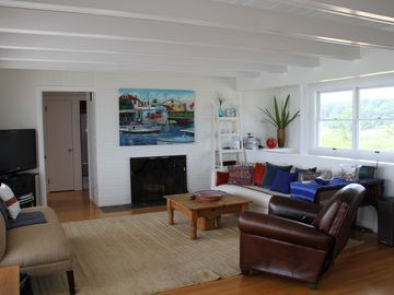 Cozy, Beachy Living Room, 42