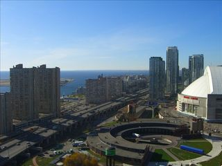 Toronto condo photo - Spectacular view...!