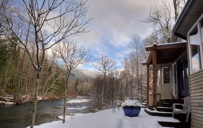 Your Oasis In The Stunning Wilds Of Mt. Hood