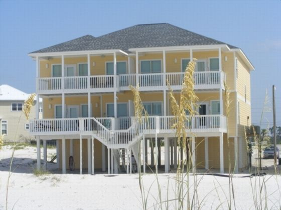 sandbox 4br fabulous beachfront home w pool now reserving fall and