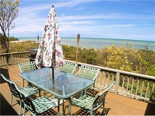 Brewster house photo - Expanded Cape on acre-plus directly on a perfect beach