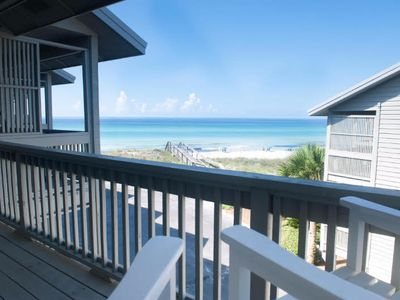 Walton Dunes in Seagrove - Gulf Front Home - Great Location!