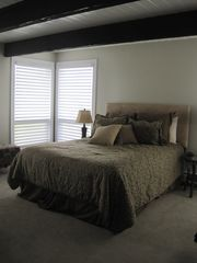 Williamstown house photo - First-floor master bedroom suite is handicap accessible
