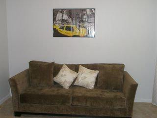 Windsor Palms house photo - TV den with comfy sofa seating