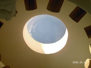 Taos house photo - Sky light into the Master Bedroom - sauna, jacuzzi, walk in closet