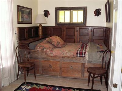 Harbor Springs house rental - Captain's Bed Upstairs