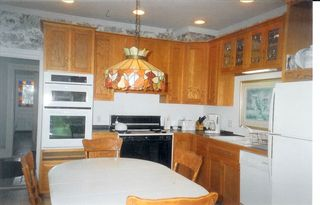 Block Island house photo - Kitchen