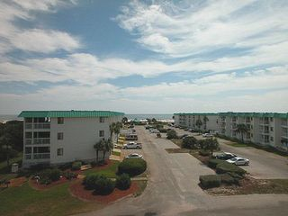 Gulf Shores condo photo - Balcony view