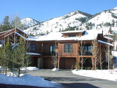 Teton Village condo rental