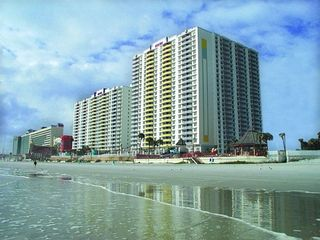 Daytona Beach condo photo - Wyndham Ocean Walk Resort - Daytona Beach Florida