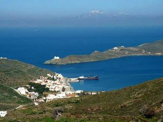 Kea cottage photo - The main port of the island is a 10 minute drive