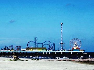 All New Pleasure Pier!