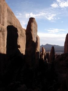 Hike the Fiery Furnace