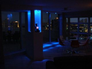 Night View - South Beach apartment vacation rental photo