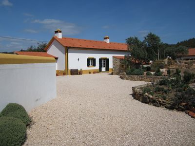 Beautiful rental accommodation located in an idyllic location close to Tomar
