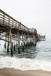 Balboa Pier 75 yards from your door with a Ruby's Classic Restaurant at the end