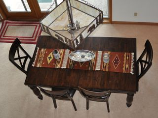 Incline Village house photo - Table opens to seat 8-10