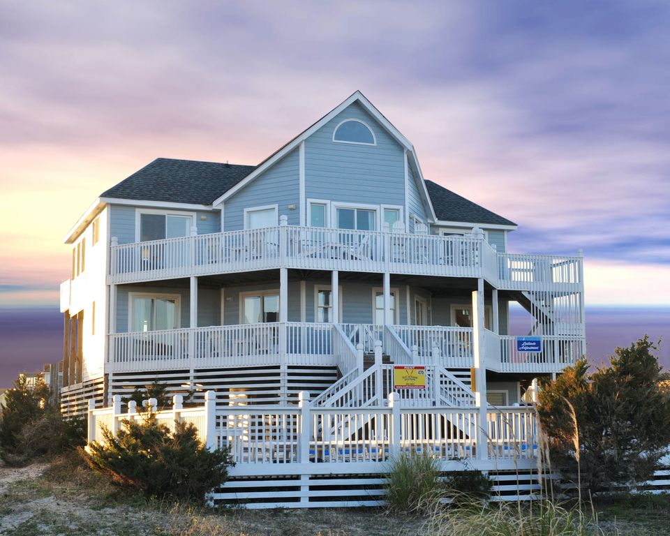 Semi Ocean Front The Only Thing You Need Is Vrbo