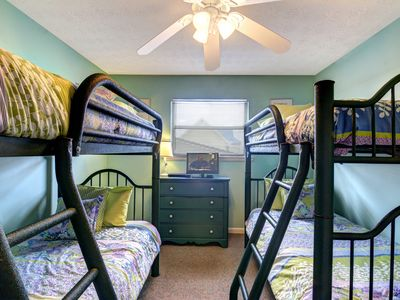 Bedroom retreat for the kids providing hours of fun and adventure