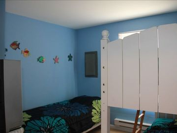 Sun Setter Kids Bunk Bedroom