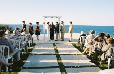 Vieques Island villa rental - Photo courtesy of Weddings in Vieques