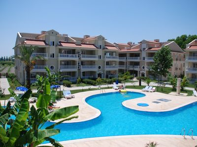 Dalaman apartment rental - Melissa apartments